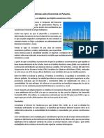 Noticias Sobre Economía en Panamá y Talleres