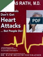 Why Animals Don't Get Heart Attacks-- But - Rath, Matthias, M.D PDF