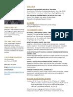 resume adryanflores