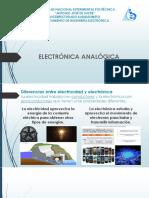 Electronica Analogica - Tema i y II