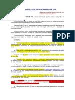 Decreto-lei Nº 1.075, De 22 de Janeiro de 1970 - Imissão Na Posse Prédio Urbano