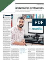 Aumentha - Aquí Diario - 03-11-10