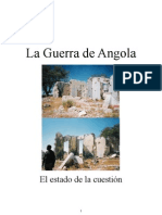 Guerra de Angola - Estado de La Cuestion