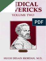 Medical Mavericks Vol2 Riordan Clinic [Orthomolecular Medicine]
