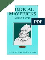 Medical Mavericks Vol1 - Hugh Riordan [Orthomolecular Medicine]