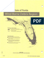 Florida's wind codes from 2007 to 2010