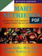 Smart Nutrients - Abram Hoffer PDF [Orthomolecular Medicine]