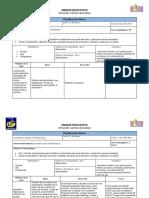 Planificacion Diaria Septima Semana Lenguaje.