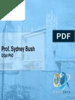 Sydney Bush Linus Pauling Vitamin c  PDF [Orthomolecular Medicine]