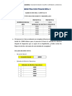 Administracion Financiera II - Trabajo