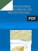 05 Clasificaciones Geomecánicas Del Macizo Rocoso