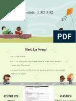 assessment portfolio edci 3482