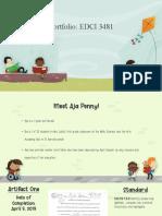 assessment portfolio edci 3481