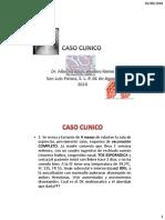Caso Clinico 2018