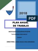 PlanAnualDeTrabajo2018 MSD