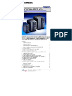 Micromaster 420. Español. Guía Rápida - PDF