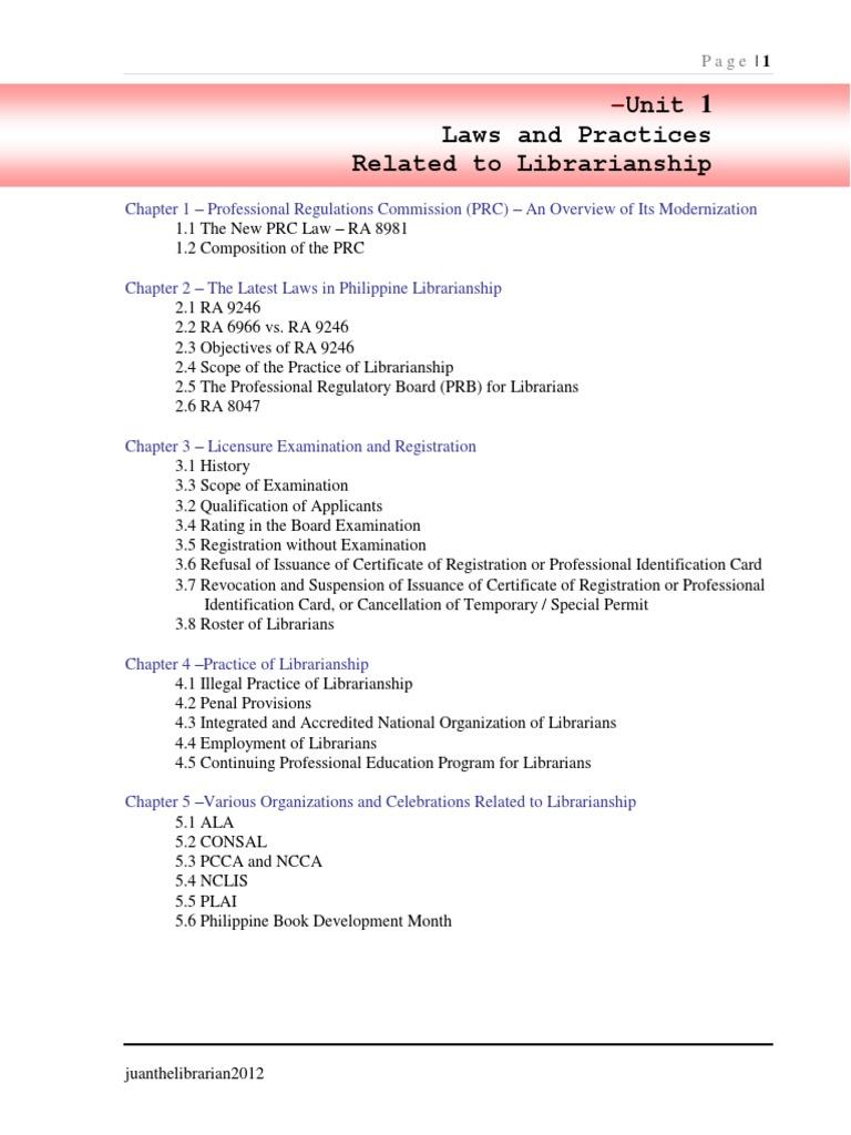 finalreviewerforprint-140324045805-phpapp01 pdf | Librarian
