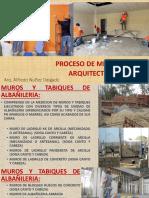 metrados ARQ 1