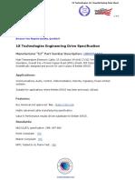 1XTech® 1XB83515EQ -  Belden 83515 Cable Equivalent - English PDF Specification