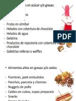 Metabolismo de Lipidos Usmp