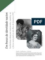 CARLONI, Karla. Em busca da identidade nacional - bailarinas dançam maracatu, samba, macumba e frevo nos palcos do rio de janeiro.pdf