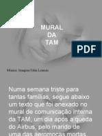 MURAL DA TAM