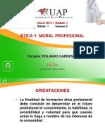 SEMANA 2Deontología