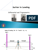 2012-06-18 Differential and Trigonometric Leveling