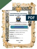 Enfermedades Dermatológicas... Riesgo y Salud Ocupacional UNDAC