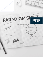 Paradigm Shift Workbook