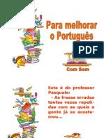 para melhorar o portugues