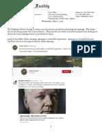 Julian Assange is Controlled Opposition Twitter5.1.19.1