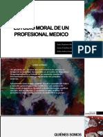 Estudio Moral de Un Profesional Medico