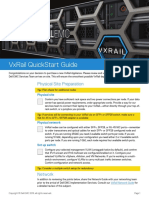 Vxrail Quickstart Guide