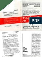TUC Hands Off Ireland! - Revolutionary Communist Tendency - March 1981