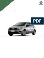 Volkswagen Gol Pa3