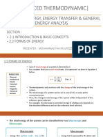 Advanced Thermodynamic Chapter 2