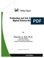 Estimating for Digital Whitepaper