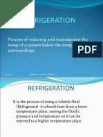 3 Refrigeration