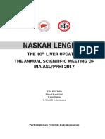 2017 Update Guideline of Hepatitis c