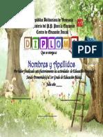 Diploma con Conejitos [UtilPractico.com].ppt