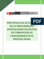 Protocolo de Actuación de La Ppedc