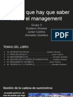 50 Cosas Que Hay Que Saber Sobre El Management