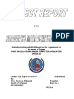 PGDCA DOCUMENTATION.doc