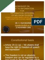 Rti-belgaum Division 23-11-2006