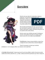 Sorciere guilda dark raven