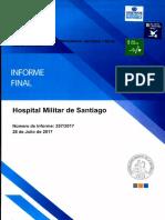 INFORME FINAL 257-17 HOSPITAL MILITAR DE SANTIAGO - SOBRE AUDITORÍA Y EXAMEN DE CUENTAS A LAS ADQUISICIONES DE MEDICAMENTOS - JULIO 2017.pdf