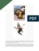 Historia de La Danza Peruana