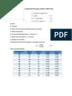 Cálculo de la tensión superficial del agua y etanol a diferentes temperaturas.docx