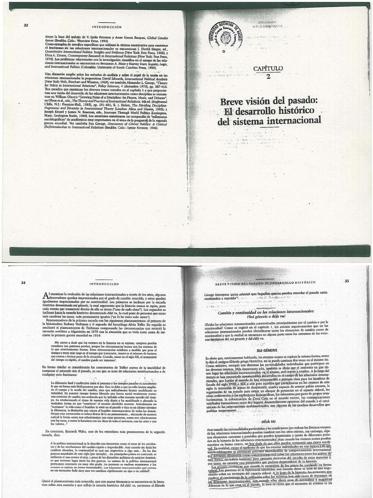 libro relaciones internacionales situacion global siglo xxi pdf